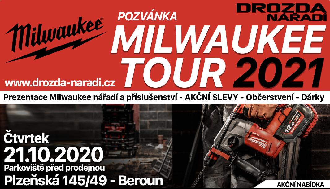 MILWAUKEE TOUR 2021 21.10.